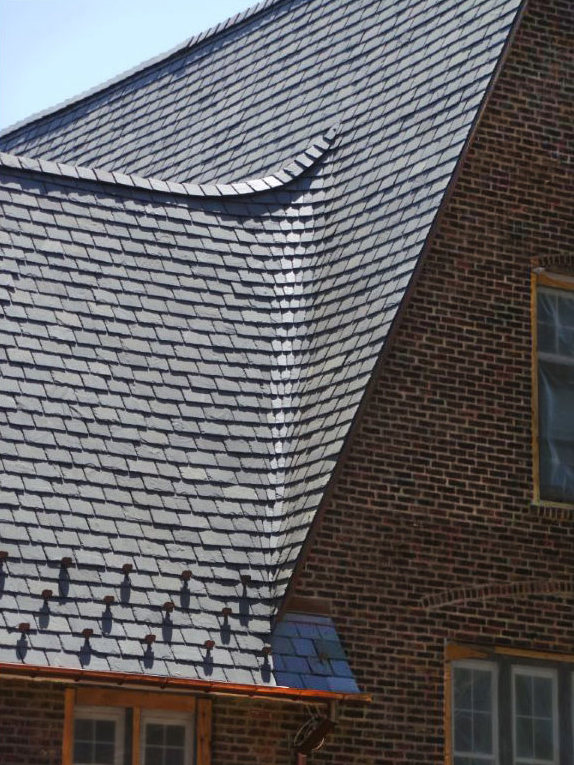 Long Term Strategy Vermont Slate Roofs Greenstone