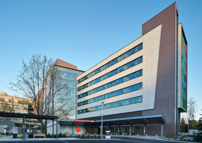 Slate Cladding Selected for Seattle Children's Hospital Expansion