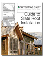 Greenstone Slate Guide to Slate Roof Installation