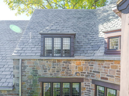 Vermont Slate Installed on Grand Pennsylvania Conference Center