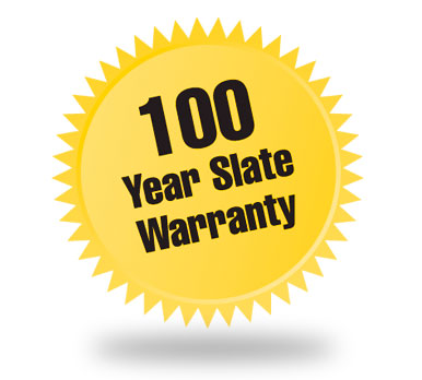 Greenstone Slate 100 slate warranty