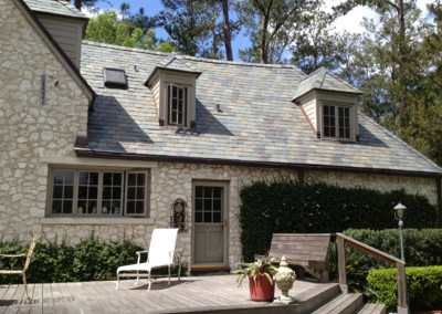 Historical Traditional Slate Roof