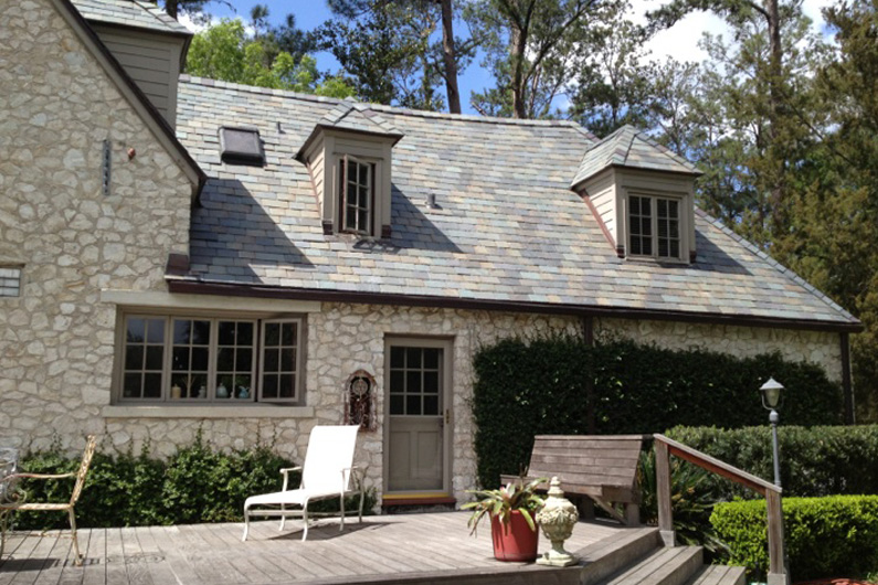 Slate Roof in Gainesville. FL