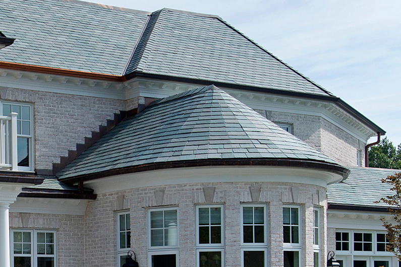Newgard Custom Homes selects Vermont slate for new construction