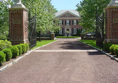 Brick Mansion with Standard Grade Texture