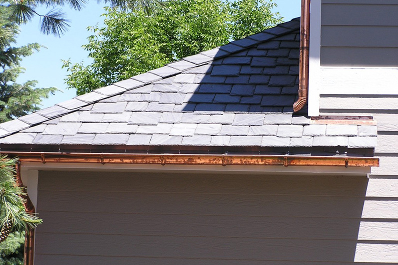 slatetec vermont strata gray slate roof