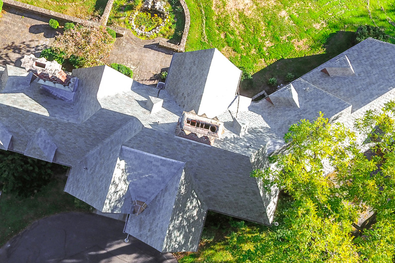 Vermont Slate Installed On Grand Pennsylvania Conference