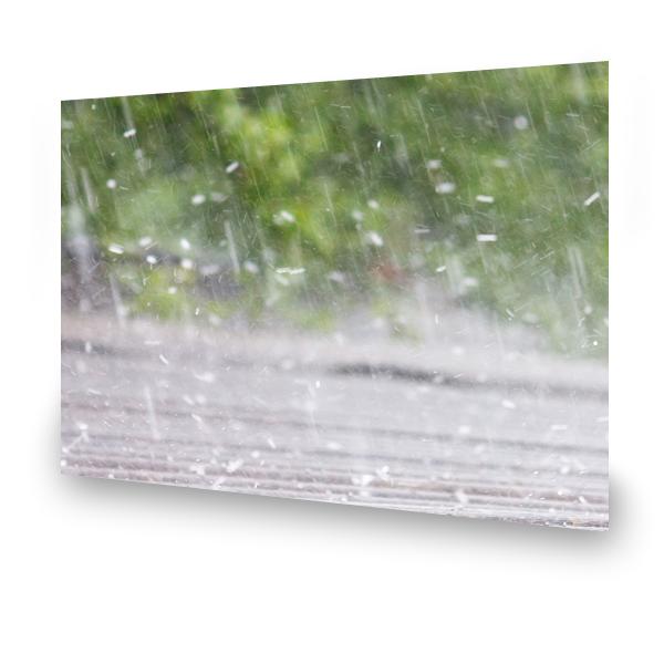 Greenstone Slate® HailFire™ Class 4 for hail impact resistance.