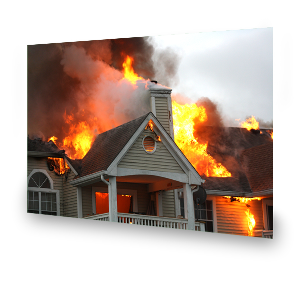 Greenstone Slate® HailFire™ is fireproof