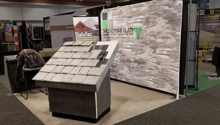 Greenstone Slate 2019 Exhibit